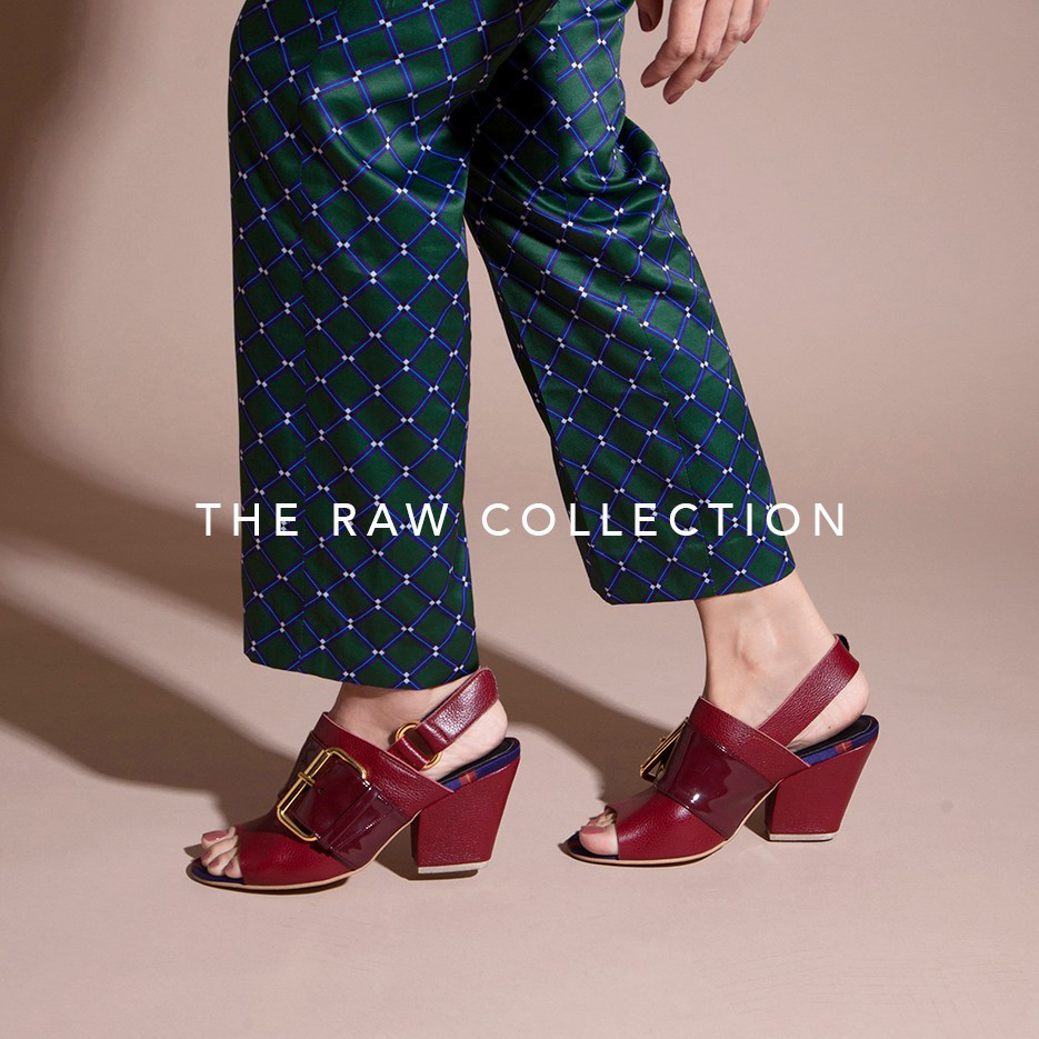 The Raw Collection