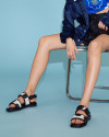 PRE ORDER Cow Straps Slingback